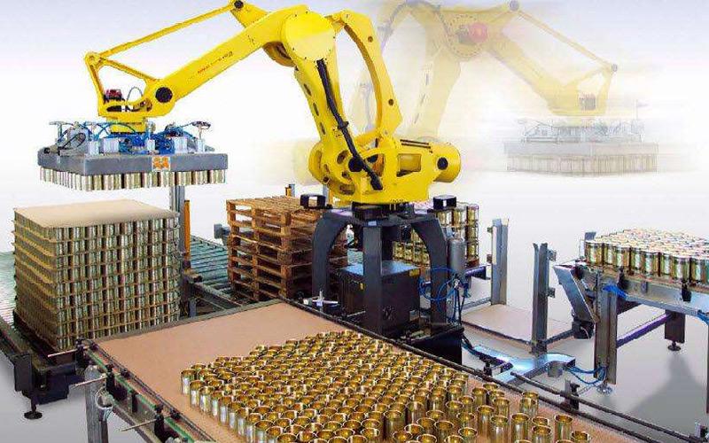 工业机器人对比于人工操作的有点有哪些