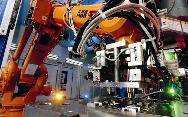 焊接工业机器人怎么样保证焊接质量