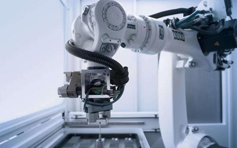 码垛工业机器人将是工业化发展的趋势