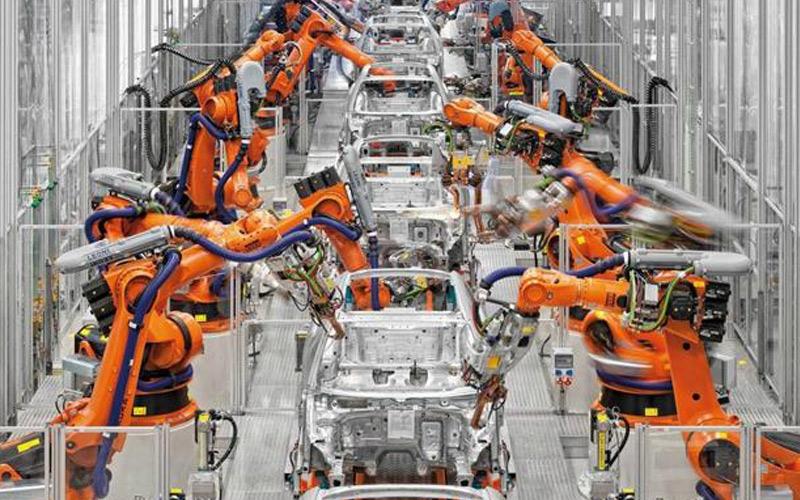 工业机器人:桁架机器人的四个作用