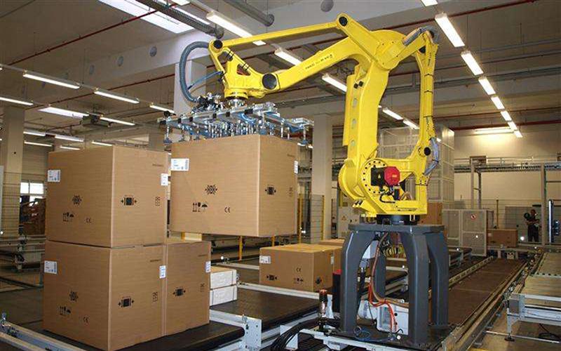 工业机器人:码垛机器人有哪些应用优势