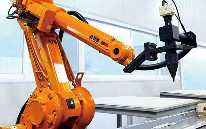 大连工业机器人的编程小技巧