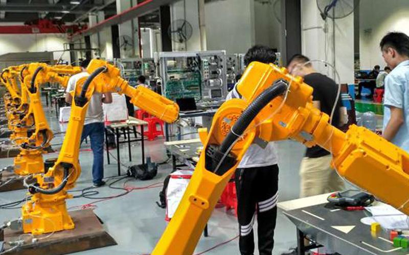 大连工业机器人