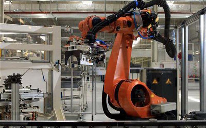 工业机器人日常需要如何检查?