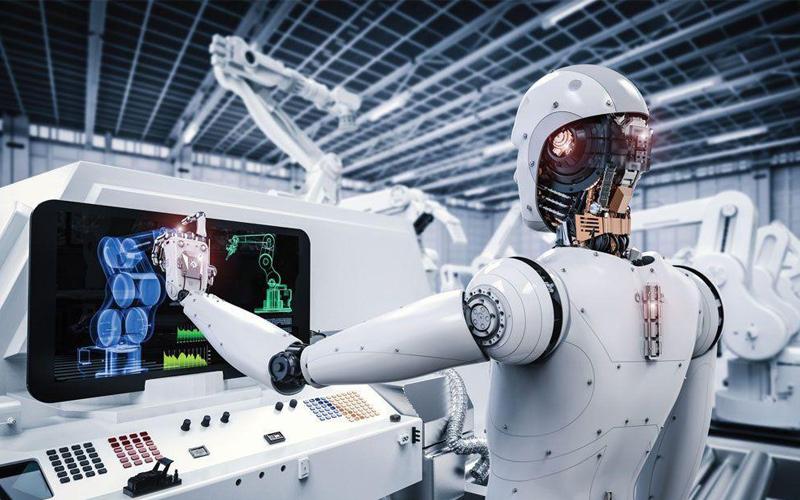 工业机器人的内部组成(下)