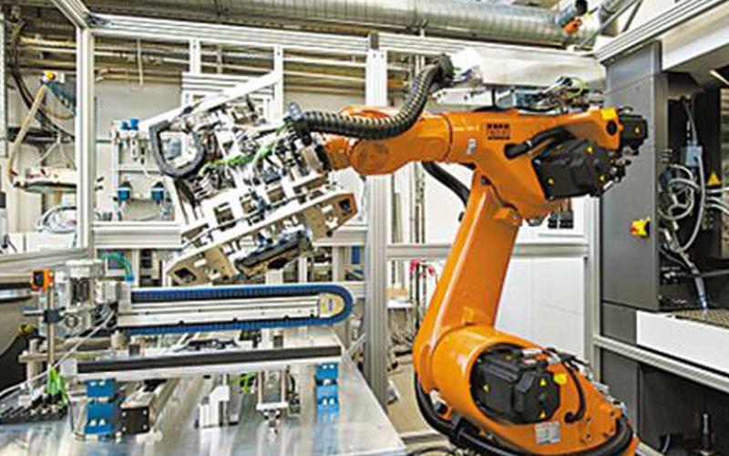 工业机器人的内部组成(上)