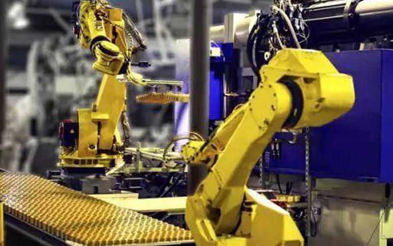 工业机器人如何更换润滑油?