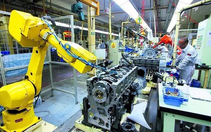 工业机器人如何更换电池?