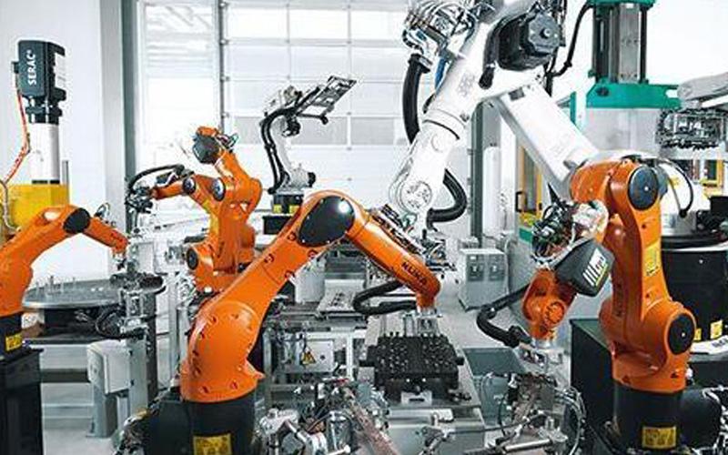 工业机器人有哪些种类?
