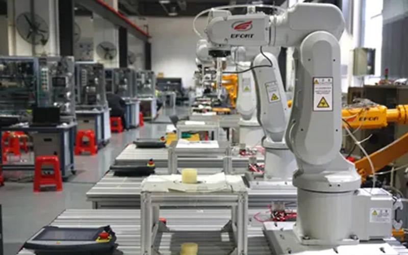 工业机器人培训内容,看看你都会了吗?