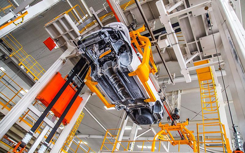 工業機器人應用比較廣的十大行業(一)