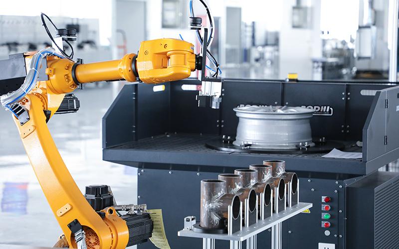 工業機器人培訓