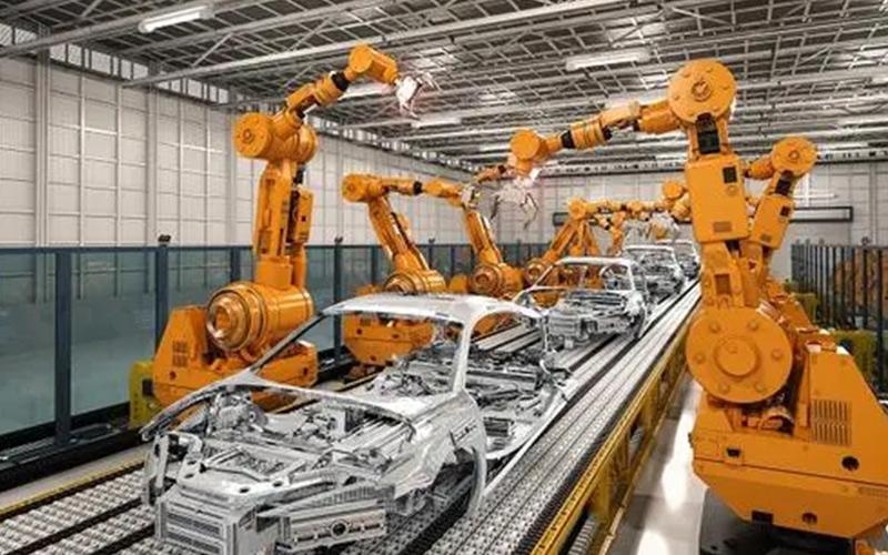 学工业机器人要学什么,有哪些课程呢?