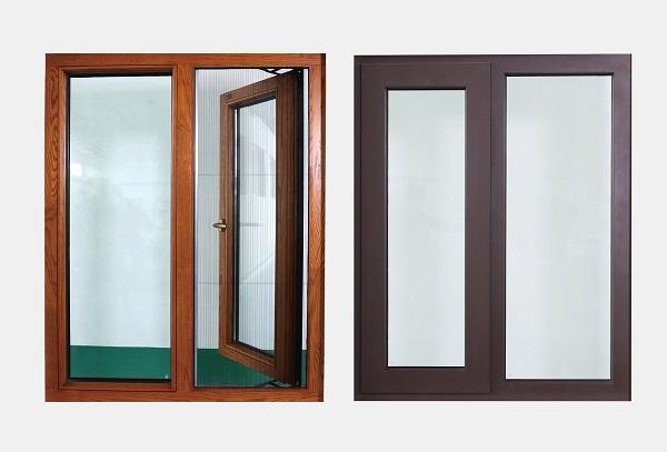 乌兰察布铝包木门窗
