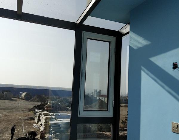 集宁京宁门窗与山水文园合作案例