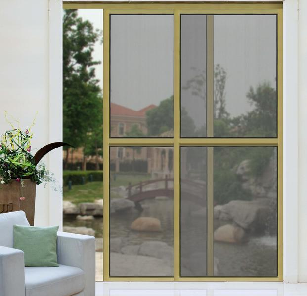 夏日即将来临,我们如何正确选择纱窗?