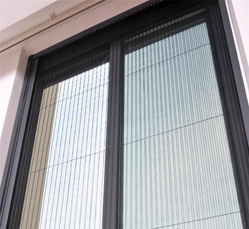 关于纱窗材质要调选方法有哪儿些呢?