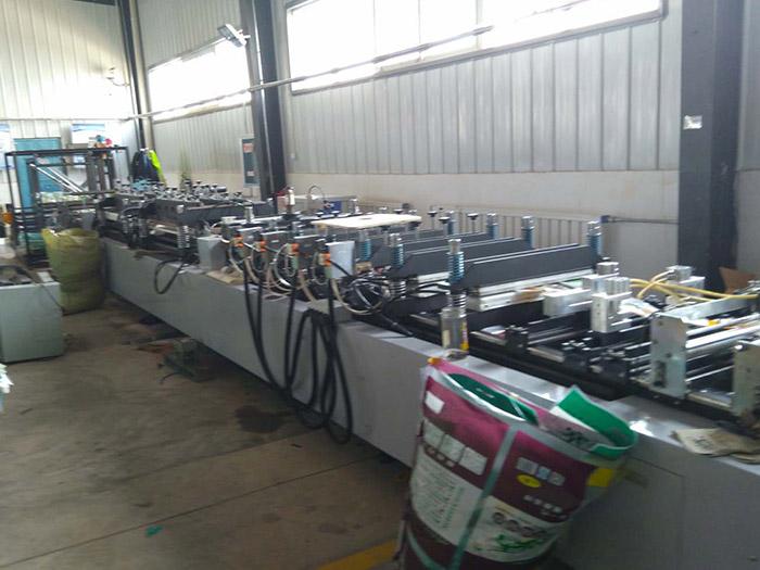 土特产包装机械展示图片
