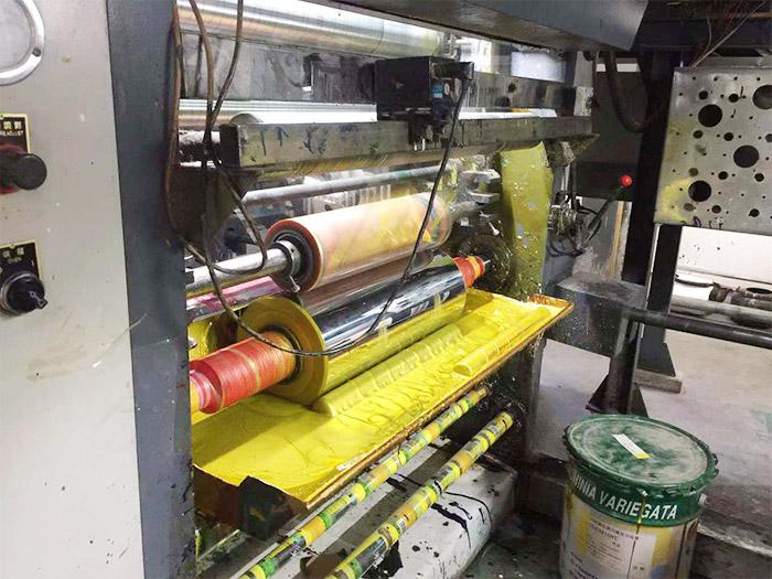 森源印务机器设备展示