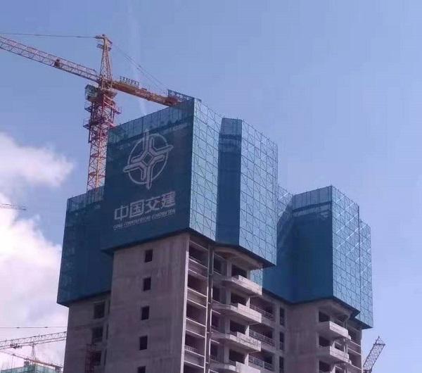 广州全钢爬架的三大要点