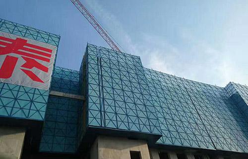 凤湾建筑设备有限公司合作现场