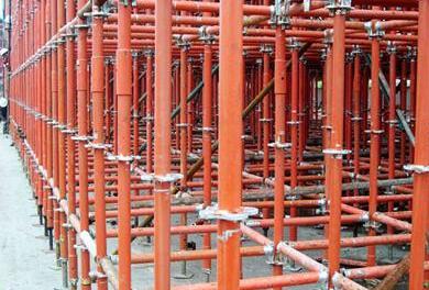 凤湾建筑设备公司对广州轮扣架的优点分析