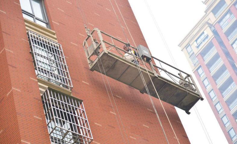 讲解关于广州吊篮安装步骤
