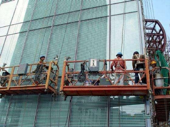 广州吊篮的操作规程是什么?