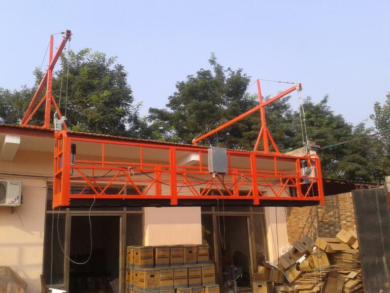 广州吊篮发生钢丝绳松股时应该怎么办?