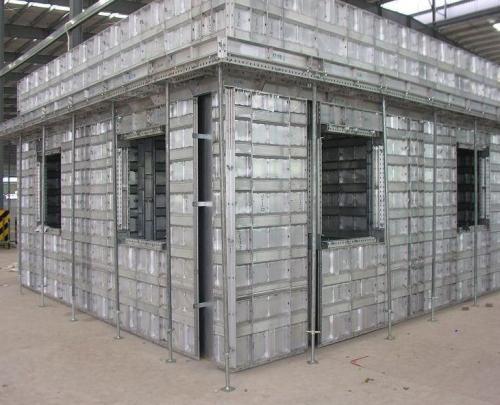 广州铝模体系与传统模板工艺相比有哪些优点?