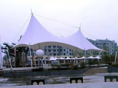 青海钢索膜结构