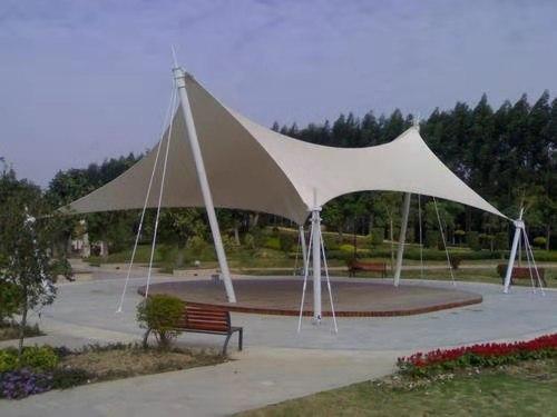 青海景观膜结构工程
