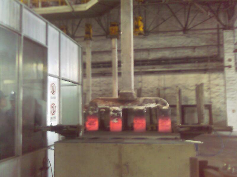 钢爪烘干机控制系统