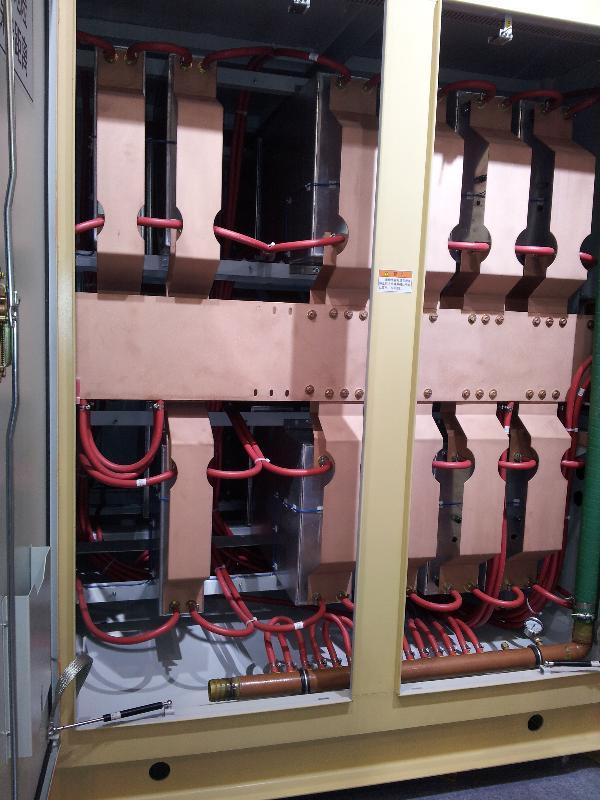 西安串联中频炉安装