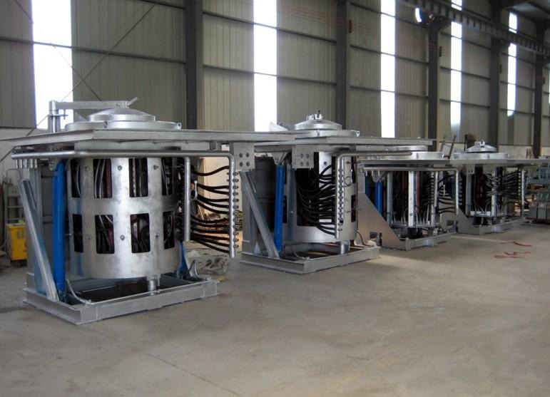 KGPS熔炼炉系列