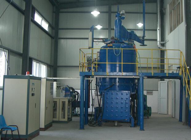 西安熔炼炉安装