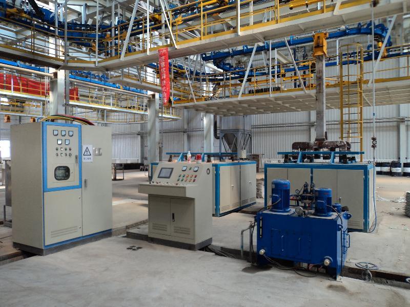 铝厂地面设备