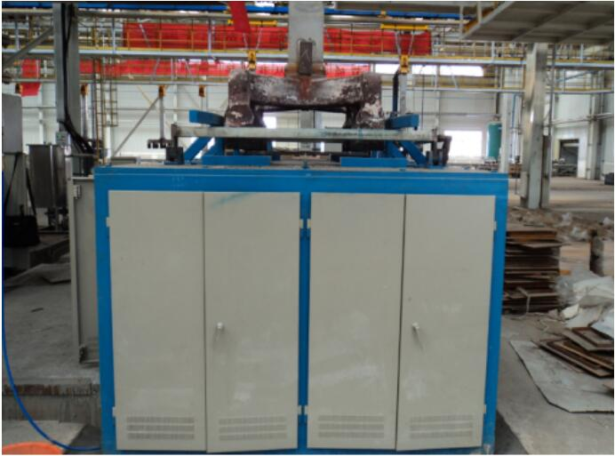 西安铝厂地面设备_钢爪烘干机
