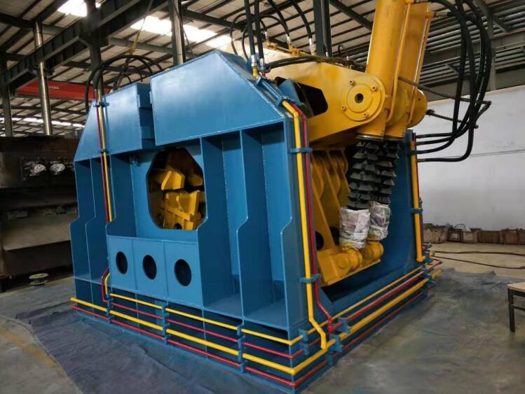 西安铝厂地面设备_自动残极压脱机