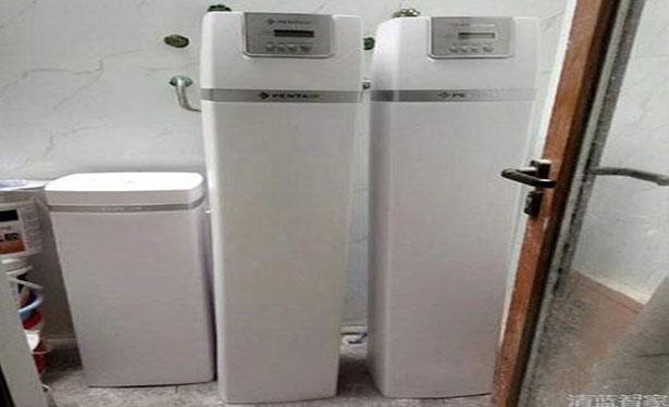 启东家庭中央热水系统