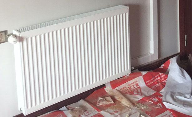 海门老房子暖气片