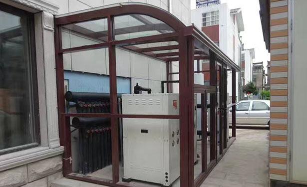 工程、别墅 地源热泵冷、热水三联供批发