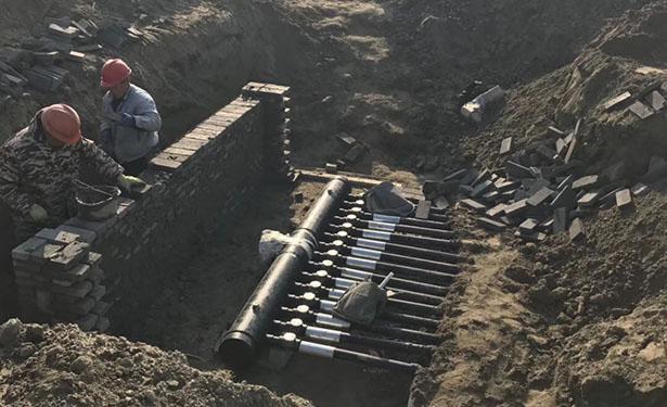 如东工程、别墅 地源热泵冷、热水三联供