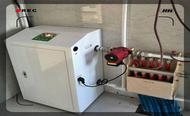 海安电锅炉
