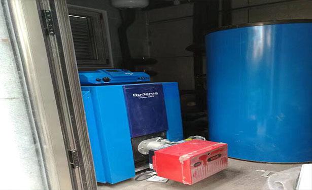 通州工程、别墅 地源热泵冷、热水三联供