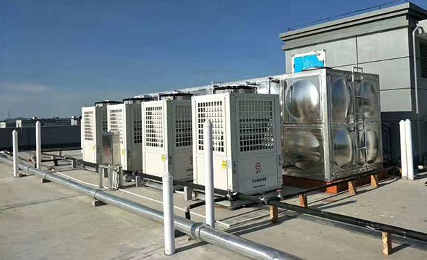 太阳能、空气源热泵热水系统批发