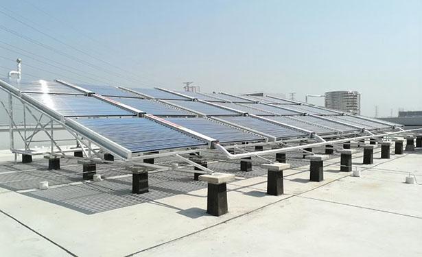 南通太阳能、空气源热泵热水系统