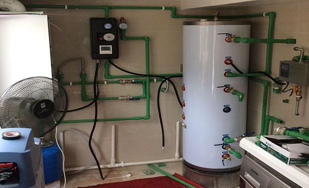 如皋家庭中央热水系统