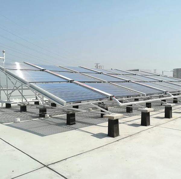 太阳能、空气源热泵热水系统