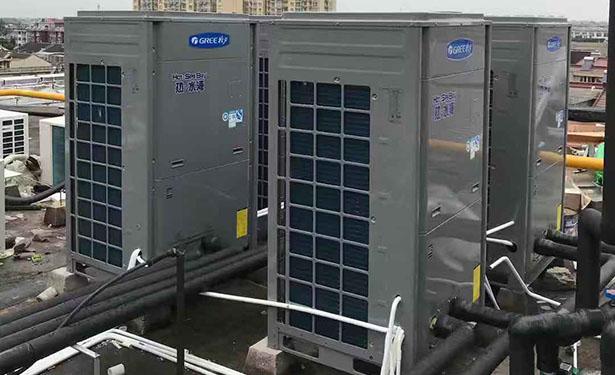 海门太阳能、空气源热泵热水系统